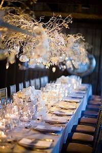 Gorgeous Hanging Orchid Centerpiece- B Lovely Events