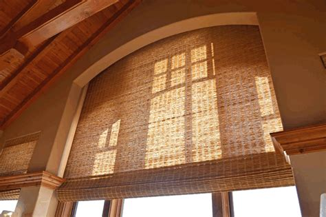 custom l shades dallas photos of custom woven shades dallas plano tx wind