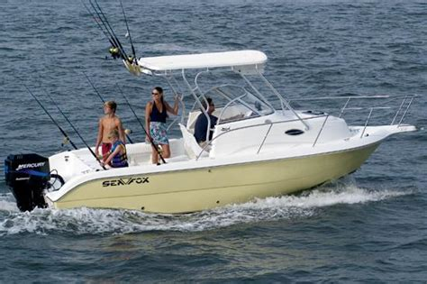Sea Fox Boats Construction by Boats Specifications