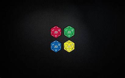 D20 Wallpapers Dice Dnd Rpg Simple Backgrounds