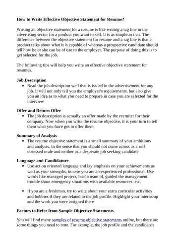 How To Write Clear Resume Objective Statements. Architect Resume. Social Work Skills Resume. Flat Design Resume. Resume Versus Cv. Resume Format Freshers. Life Of Pi Resume. Data Center Administrator Resume. Resume Help Nyc