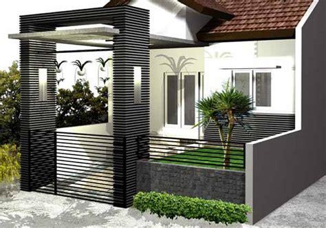pagar rumah minimalis desain rumah minimalis