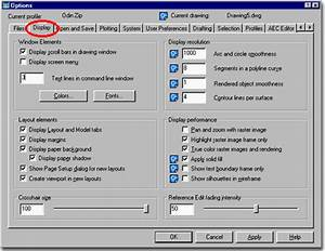ADT- Deployment Guide - Part 3 - Options - AutoCAD Settings