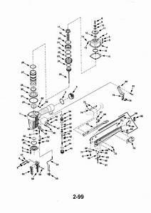Craftsman 351183210 Power Nailer Parts