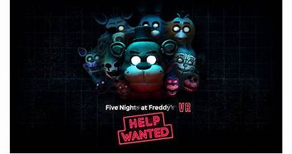 Vr Fnaf Wanted Help Afford Among Treesicle
