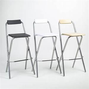 ECDAILY Folding minimalist bar stool bar stool fishing