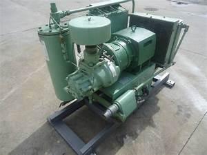 Sullair 10 Ac Air Compressor  25 Hp At Wohl Associates