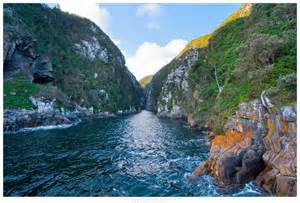 South Africa Storms River Mouth