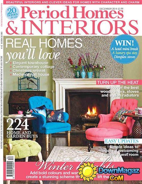 period homes interiors magazine period homes interiors december 2014 187 download pdf magazines magazines commumity