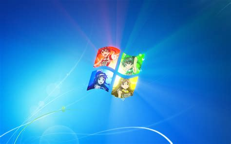 Anime Wallpaper Windows 7 - windows 7 anime wallpapers gallery 39 plus pic
