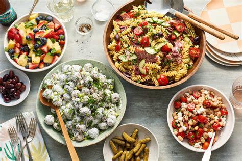 Easy Potluck Salads - Pasta, Potato, Fruit | Kitchn