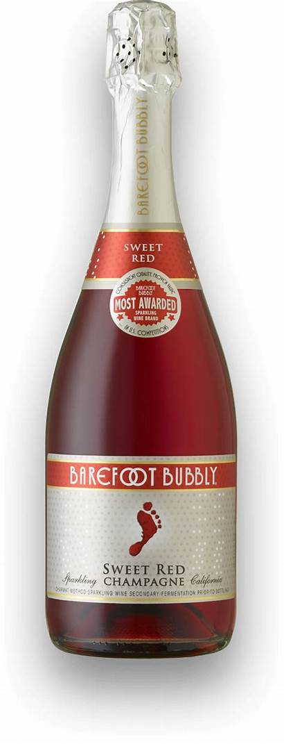 Wine Sweet Champagne Bubbly Barefoot Dry Extra
