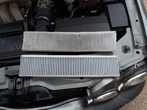 cabin air filter replacement cabin air filter replacement jaguar forums jaguar