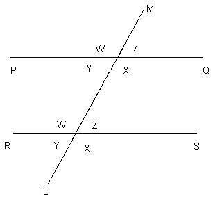 Alternate Interior Angles Theorem Math@tutorvistacom