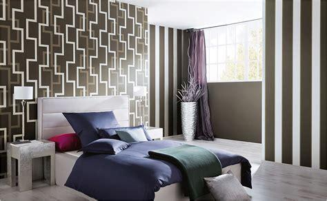 Moderne Tapeten Fürs Schlafzimmer by Tapeten F 252 Rs Schlafzimmer Bei Hornbach