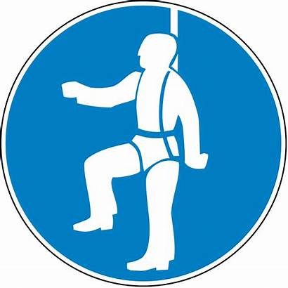 Protection Fall Obligatoire Sign Les Svg Individuelle