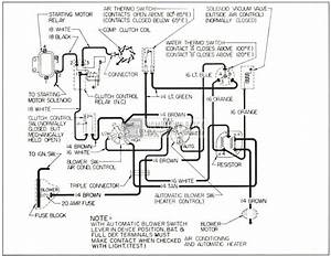 Outside Air Conditioner Diagram
