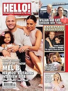 Mel B Admits 39big Row39 With Husband Stephen Belafonte