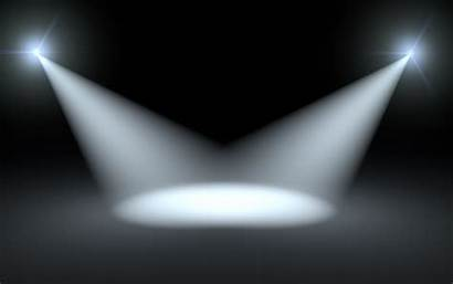 Spotlight Stage Background Clipart Clip Lights Wallpapers