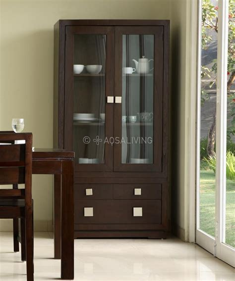Dining Room Cabinet With Glass Doors » Dining Room Decor