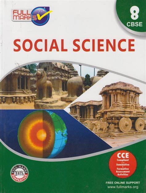 full marks social science class  english buy full