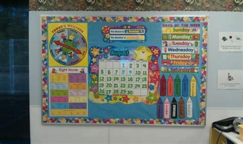preschool and kindergarten back to school calendar board 970 | 13a266e87f5d38e9069c42173ca9d7d6