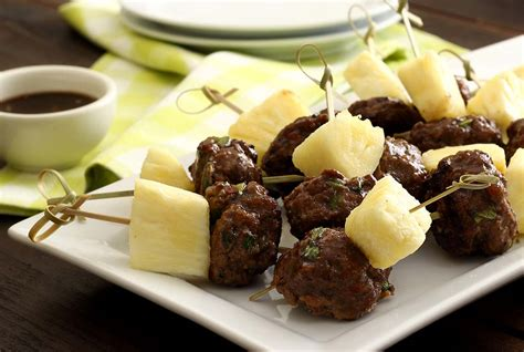 paleo teriyaki meatball appetizers paleo newbie