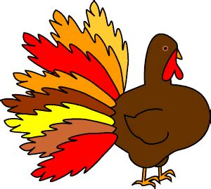 thanksgiving turkey clip
