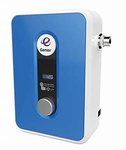 Eemax Eem24013 Electric Tankless Water Heater  Blue