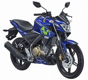 Yamaha All New Vixion Motogp Movistar  Harga Rp 26 7 Juta