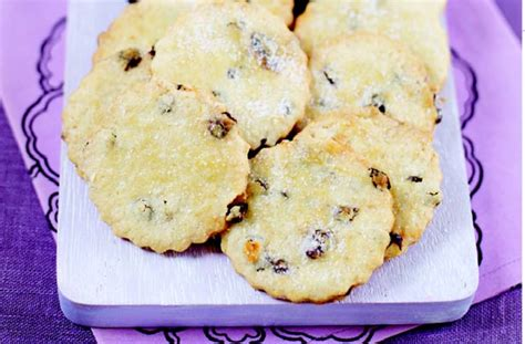 rachel allens squashed fly biscuits recipe goodtoknow