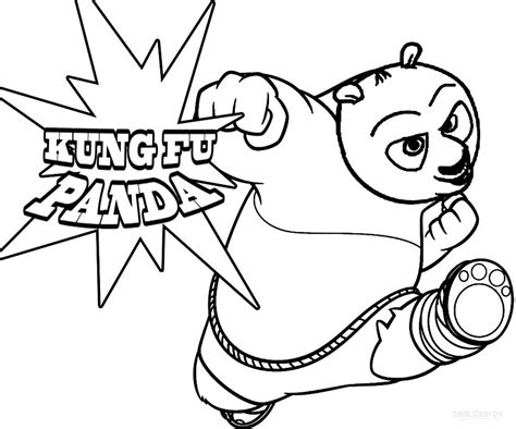 printable kung fu panda coloring pages  kids coolbkids