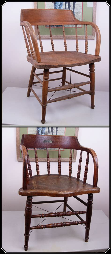 antique caboose like chair up only garrison antiques