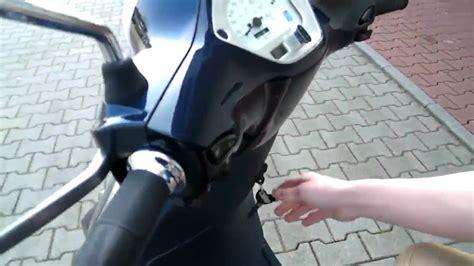 roller lackieren anleitung hc anleitung vespa lx 50 2t 2010 roller blau midnight