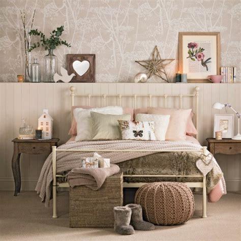 schlafzimmer deko ideen bett deko ideen