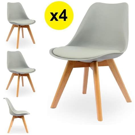 chaises scandinave chaise scandinave grise achat vente chaise scandinave