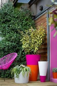 Comment Disposer Des Pots Sur Une Terrasse : jardini re pot de fleurs pour terrasse ou balcon tr s ~ Melissatoandfro.com Idées de Décoration