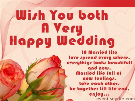 Wedding Day Wishes New