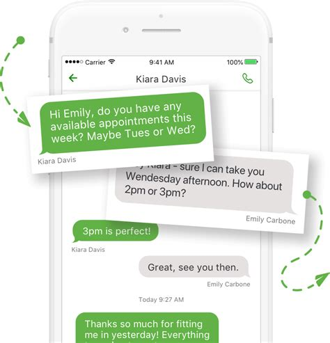 business sms   connected  grasshopper