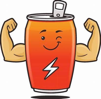 Energy Drink Clipart Clip Drinks Cartoons Illustrations