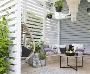 beautiful modele de terrasse exterieur photos seiunkel With tapis exterieur avec canapé d angle nelson