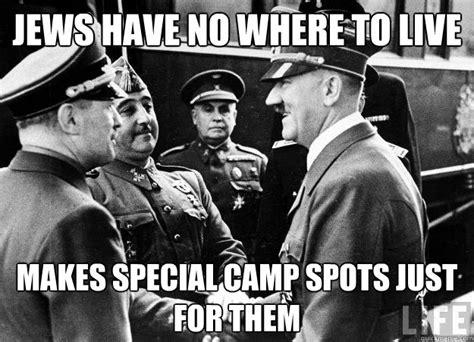 Orange Jews Meme - sees smelly jews gives them showers good guy hitler quickmeme