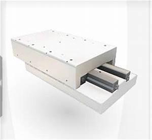 Glissiere A Bille : rail de guidage pour glissi re technometal guidage lin aire ~ Farleysfitness.com Idées de Décoration