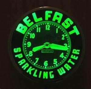 Vintage Dr Pepper Neon Clock Octagonal 10 2 4 Good For