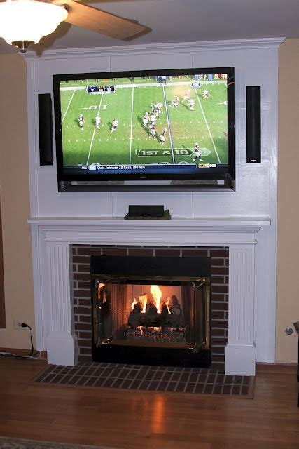 Mount Fireplace Surround Woodworking Projects Plans