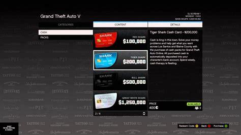 gta  bull shark cash card  pc cd key kaufen