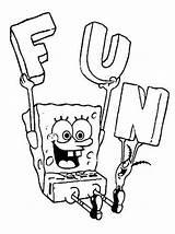 Coloring Pages Spongebob Printable Colouring Sponge Bob Worksheets Childrens Pants Square Read Trust Magic sketch template
