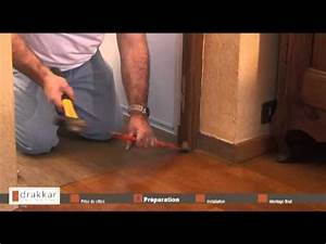 atelier du rouergue bloc porte renovation drakkar youtube With demonter un bloc porte
