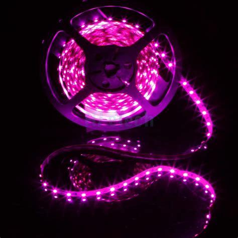 pink led strip lights 3528 smd led strip lights kiwi lighting
