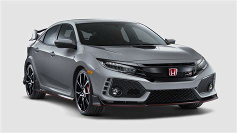 Honda Type R Automatic 2020 by 2019 Honda Civic Type R Receives Of Updates 36 595